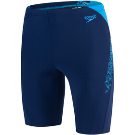 speedo Boom Splice Jammer Men Navy/Windsor Blue